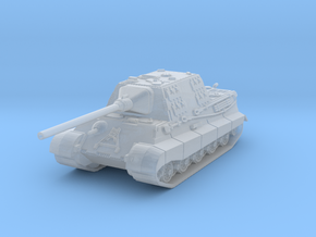 jagdtiger scale 1/100 in Smooth Fine Detail Plastic