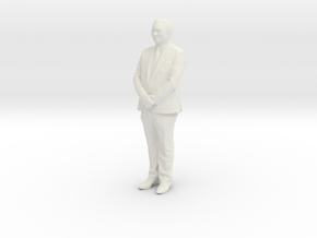 Printle F Albert Luthili - 1/24 - wob in White Natural Versatile Plastic