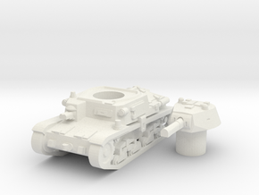 m13/40 scale 1/100 in White Natural Versatile Plastic