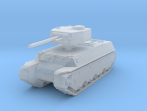 T1E2 1:285 in Smooth Fine Detail Plastic