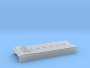 SD40-2 Non Dynamic Brake Hatch (N - 1:160) 1X in Smoothest Fine Detail Plastic