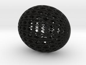 Clutch (Colloidal Vessel 120810) in Black Premium Versatile Plastic