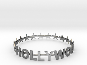 SUPER HOLLYWOOD BRACELET - 50% OFF in Polished Silver