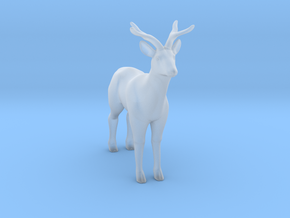 Printle Thing Deer - 1/72 in Smooth Fine Detail Plastic