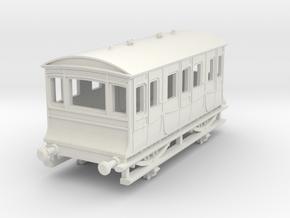o-148-kesr-royal-saloon-coach-1 in White Natural Versatile Plastic