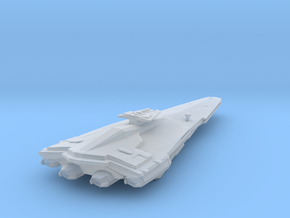 Endurance Fleet Carrier Mmch Scale in Smooth Fine Detail Plastic
