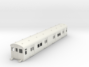 o-76-lner-single-luggage-motor-coach in White Natural Versatile Plastic