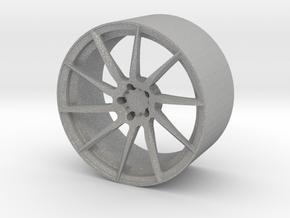 Brixton Forged R10D - Monoblock Wheel in Aluminum