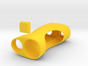 SquonkModX V3.1_V21700 in Yellow Processed Versatile Plastic