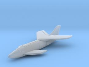 """(1:285) Messerschmitt Me P.1110 """"Ente"""" in Smooth Fine Detail Plastic"""