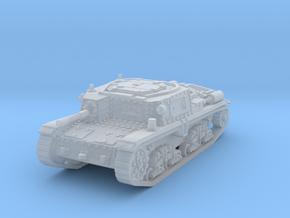 M42 carro comando scale 1/87 in Smooth Fine Detail Plastic