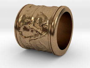 Assassin's Creed Syndicate Cane (Top Only) in Natural Brass
