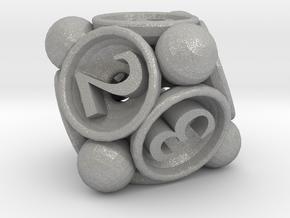 Spore d8 in Aluminum