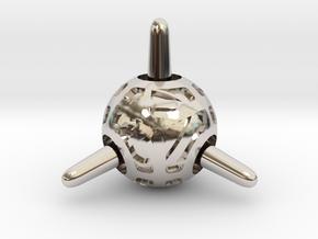 Sputnik d4 in Platinum