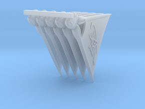 ReaverSail_Grief-x5 in Smooth Fine Detail Plastic