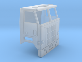 1/32 Mack Cruise-Liner  Day Cab in Smooth Fine Detail Plastic