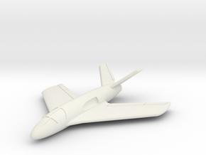 (1:144) Messerschmitt Me P.1112 in White Natural Versatile Plastic