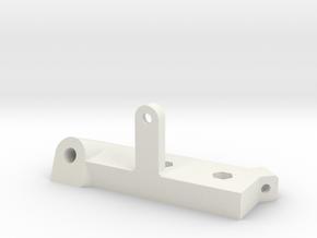 up-back-corner for i3 3d printer clone in White Natural Versatile Plastic