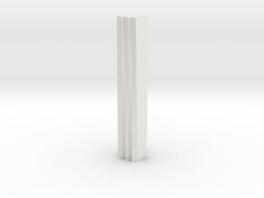 Yarhi&Adi in White Natural Versatile Plastic