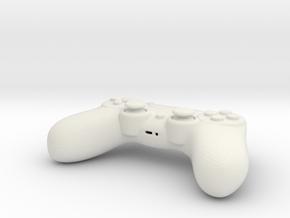 ps4 controller 1:2 scale in White Natural Versatile Plastic