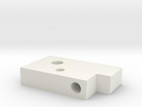 EVO_TDC_1.1 in White Natural Versatile Plastic