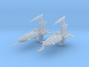 Marauder Frigates (2) in Smooth Fine Detail Plastic
