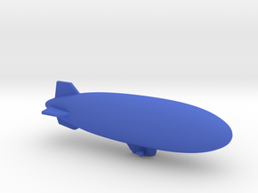 1/1200 K-Ship in Blue Processed Versatile Plastic