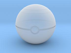 "Pokemon Luxury Ball 2"" desk decoration in Smooth Fine Detail Plastic"
