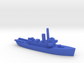 1/1200 USCGC Escanaba / Commanche in Blue Processed Versatile Plastic