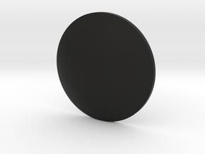 Patriot Shield for ModiBot in Black Premium Versatile Plastic