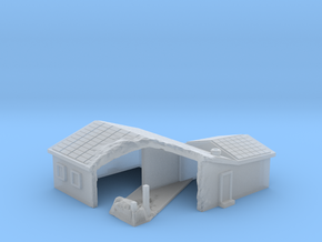 Damaged house 2 free download in Smooth Fine Detail Plastic