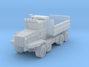 ok P 3axle dumptruck in Smoothest Fine Detail Plastic: 1:200