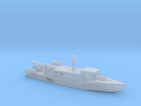 1/700 Scale K-180 Italian Patrol Boat in Smooth Fine Detail Plastic