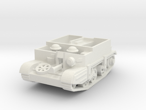 universal carrier scale 1/100 in White Natural Versatile Plastic