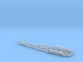 1/48 MYCO boat trailer in Smooth Fine Detail Plastic