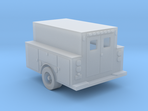Pickup Truck Work Bed 1-50 Scale in Smooth Fine Detail Plastic