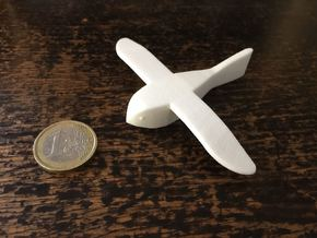 Saqqara Bird (1:2 scale) in White Processed Versatile Plastic
