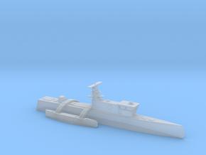 1/600 Scale Sea Hunter in Smooth Fine Detail Plastic