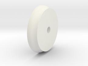 windvane in White Natural Versatile Plastic