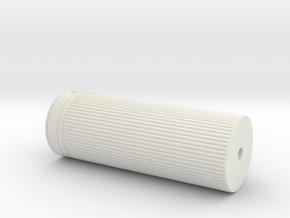 main handle in White Natural Versatile Plastic