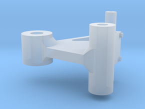 M4A3E8 Sherman Suspension Arm 7028972 Revised in Smooth Fine Detail Plastic
