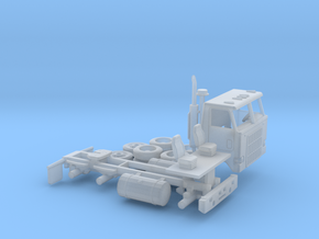1/87 Mack Cruise-Liner Day Cab Kit in Smooth Fine Detail Plastic