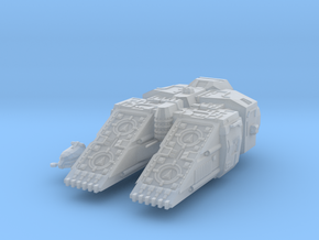 "Somtaaw ""Chieftain"" Ore Refinery in Smoothest Fine Detail Plastic"