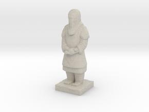 Imperial Guard Terracotta in Natural Sandstone