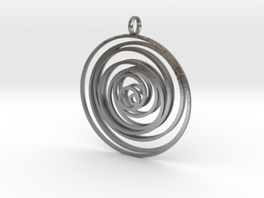 Time in Natural Silver
