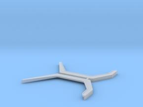 Magirus-Deutz fender extensions 1/24 in Smooth Fine Detail Plastic