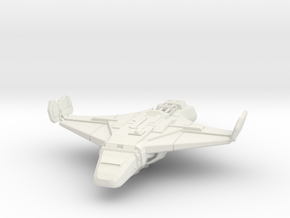 Sebrus: 1/270 scale in White Natural Versatile Plastic