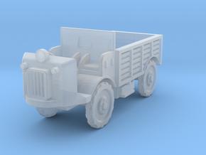Autocarretta 35 desert 1:144 in Smooth Fine Detail Plastic