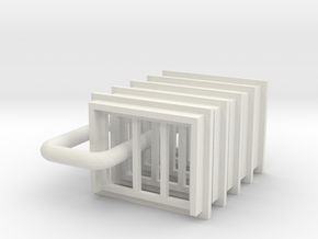 SP Window Type 3 x 5 scaled in White Natural Versatile Plastic