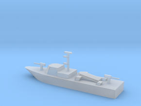 1/700 Scale Super Dvora II Fast Patrol Boat in Smooth Fine Detail Plastic